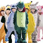 Boy Girl Kids Pajamas Kigurumi Unisex Halloween Cosplay Animal Costume Sleepwear
