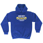 Funny Novelty Hoodie Hoody hooded Top - Have A Crazy Dad