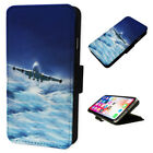 Amazing Boing Plane - Flip Phone Case Wallet Smart Cover Fits Iphone & Samsung