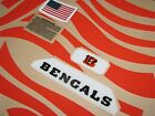 CINCINNATI BENGALS Alternate Orange Football Helmet Decal Set 3M 20MIL on eBay