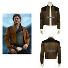 Solo A Star Wars Story Costume Han Solo Cosplay Superhero Jacket Shirt Suits New $62.31 USD on eBay