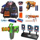 Nerf Gun N-Strike Darts Toy Blasters, Elite Rival Strongarm Stryfe + Many More!