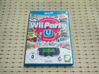Nintendo Wii U Spiele Zelda, New Mario Kart, Splatoon, Party, Lego City