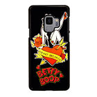 BETTY BOOP heart breaker Samsung Galaxy S5 S6 S7 Edge S8 S9 Plus Case $15.9 USD on eBay