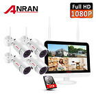 ANRAN Wireless Security Camera System Ou...