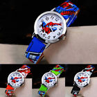 Kids Cute Cartoon Pointer Quartz Casual Watch for Child Students Boys image