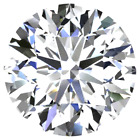 Very Finest CZ Cubic Zirconia Round Brilliant AAAAA Precision Cut (.70mm - 20mm)