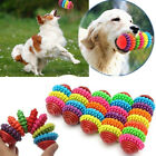 Durable Rubber Pet Dog Cat Teeth Chew Toys Dental Teething Care Health Supplies