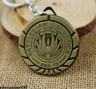 Star Wars Darth Vader Alloy Key Chain Metal Key Ring Christmas Accessories Gifts