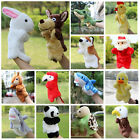 Animal Hand Puppet Set Kid Fun Preschool Kindergarten Theater Play Toy Doll Gift