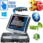 Rugged Car Diagnostic Laptop Panasonic Toughbook Cf-19 Mk3 Warranty Windows 10