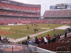 3 Lower Level Corner Cleveland Browns PSL's PSL - 10 Rows from the Field on eBay