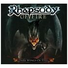Dark Wings of Steel CD [Digipak] by Rhapsody of Fire  Sealed OOP Power Metal