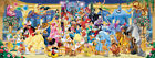 Disney-Characters Painted Oil Painting Canvas Wall Children's Room No frame