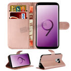 Case Cover For Samsung Galaxy S8 S9 S10 Plus S7 Edge Leather Wallet Book Phone