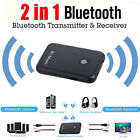 2 in 1 Wireless Bluetooth V4.2 Audio Transmitter Receiver for Car MP3 MP4 TV PC
