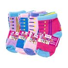 12 Pairs Multi Color NewBorn Baby Kids Infant Toddler Crew Soft Socks 0-12 Month