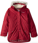 Columbia Girls Carson Pass Mid Jacket L (14/16) Pomegranate Warm Winter Parka