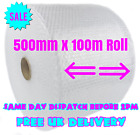 Bubble Wrap 500mm x 100mtr rolls-Free Shipping