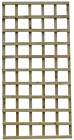 New Heavy Duty Garden Wooden Timber Trellis - various sizes / heights - 6ft wide