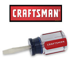 NEW Craftsman Screwdriver Phillips or Slotted/Flat Choose Size  Fast Shipping