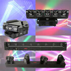 Stage Moving Head Light 4/5Heads 8/9Eyes Laser RGB/RGBW Spider DMX512 Stage Show