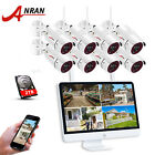 Wireless Security Camera System 1080P Outdoor 2TB Hard Drive CCTV 15