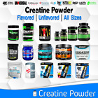 CREATINE Powder Pure Nutrition Monohydrate Micronized unflavored lot ALL SIZES