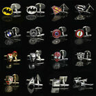 NEW Men Jewelry Wedding Party Stainless Steel Shirt Cufflinks Novelty Cuff Links $4.59 USD on eBay