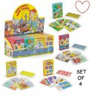 Childrens Family Card Games Pairs Snap Traditional Game Fun Gift