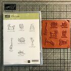 Stampin' Up! UM Stamp Sets*Large Assortment*Many New/Unused **FREE SHIPPING