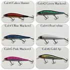 "Внешний вид - CAIVO 110 JERKBAIT MINNOW Model: AK-110SP Suspending Lure 4.5"" select colors"