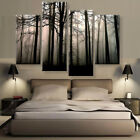 Frameless Canvas Oil Painting Picture Wall Art Poster Home Living Room Decor