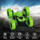 RC Car Remote Control Double Sided Stunt Racing Rock Crawler Toys Gifts for Kids