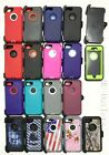 Case For iPhone 7&8 / iPhone 7 PLUS & 8 PLUS With Clip fits Otterbox Defender
