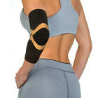 Copper Fit PRO Performance Compression Elbow Sleeve Unisex Sport Protector Black