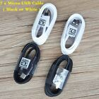 Original Fast Charger USB Cable For Samsung galaxy S7 S6 Edge Note5 / 4 Adaptive