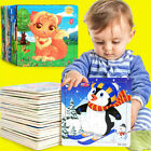 Baby Wooden Puzzle Educational Developmental Training Toys Kids  Christmas Gifts
