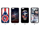 NHL Columbus Blue Jackets For iPhone XS Max iPod & Samsung Galaxy S10+ S10e Case $8.97 USD on eBay