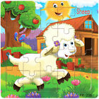 20 Pieces Wooden Puzzle Baby Educational Development Training Toys&Gifts Set Lot