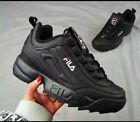 FILA Femmes Baskets Sport Fitness Gym Baskets Chaussures de course occasionnel