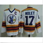 Kansas City Scouts SIMON NOLET hockey Jerseys Embroidery Stitched Customize any