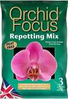 Growth Technology Orchid Focus Repotting Compost Mix 3L 8L