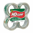 Duck Brand HD Clear Packaging Tape Refill 1.88