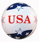Western Star Premium Official Size 5 USA Soccer Ball Assorted Graphics