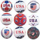 Western Star Premium Official Size 5 USA Soccer Ball Assorted Graphics $10.95 USD on eBay