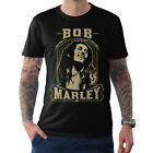 Bob Marley Reggae T-Shirt, Premium Cotton Shirt