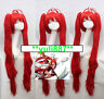 Dungeon & Fighter Ashtarte Red Style Cospaly Wig