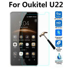 0.3mm 9H Anti-strach Premium Tempered Glass Screen Protector Cover For Oukitel