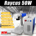 MCWlaser 50W Raycus Fiber Laser Marking Machine Engraving Metal Steel FDA CE